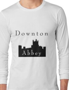 Downton Castle Long Sleeve T-Shirt