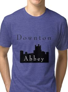 Downton Castle Tri-blend T-Shirt