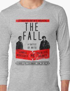 James Moriarty vs. Sherlock Holmes Long Sleeve T-Shirt