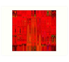 Altered Images Art Print