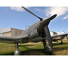 Stuka Dive Bomber Photographic Print