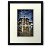 Peterbourgh Guild Hall Framed Print