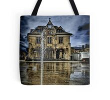 Peterbourgh Guild Hall Tote Bag