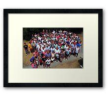 Anglesea SLSC 60th Framed Print