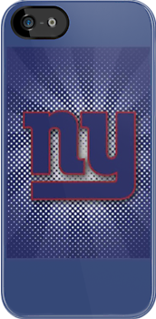 NY Giants iphone case by biscuitsarebest