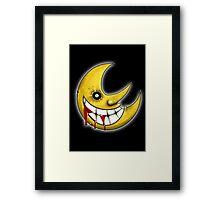 Soul Eater Moon  Framed Print