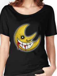 Soul Eater Moon  Women's Relaxed Fit T-Shirt