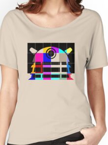 Dalek Icotack Women's Relaxed Fit T-Shirt
