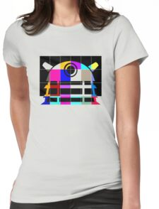 Dalek Icotack Womens Fitted T-Shirt