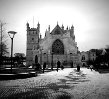 A February Cathedral  by Andy Mackay