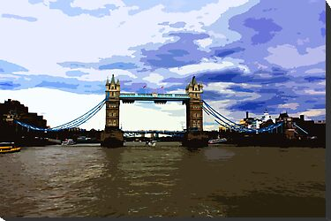 Tower Bridge , London by cycreation