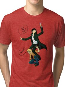 No signal Tri-blend T-Shirt
