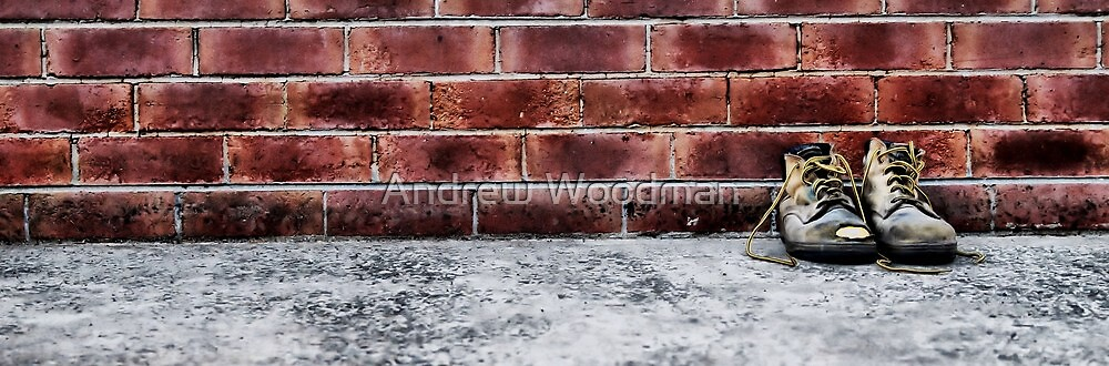 Boots and Bricks by Andrew Woodman