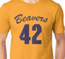 Beavers 42 (Teen Wolf) Unisex T-Shirt