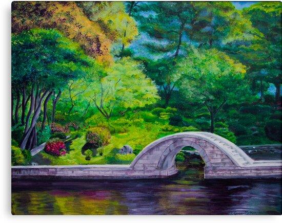 A Peaceful Place in Hiroshima by Jo-Anne Gazo-McKim