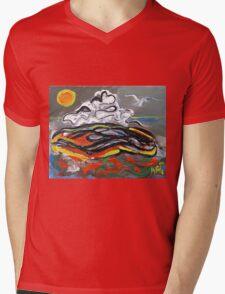 Homage To Milton Avery 2008 Mens V-Neck T-Shirt