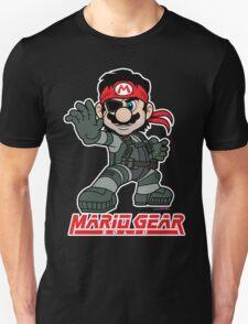 Mario Gear Solid T-Shirt