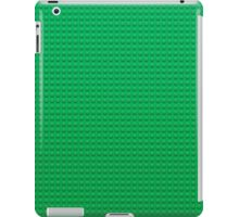 LEGO green iPad Case/Skin