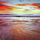 A Surfers' Moment by Mark  Lucey
