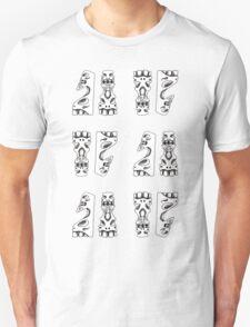 Tupilak Print T-Shirt