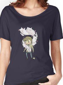 John Watson- Spirit Animal: Cats Women's Relaxed Fit T-Shirt