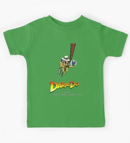 Daring Do and the Quest for the Sapphire Stone Kids Tee