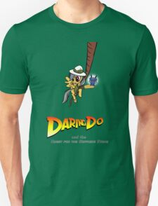 Daring Do and the Quest for the Sapphire Stone Unisex T-Shirt
