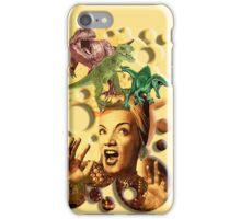 Jurassic Miranda iPhone Case/Skin