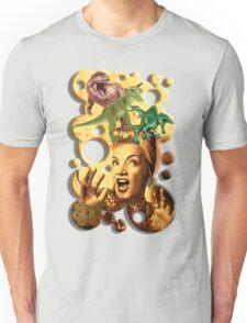 Jurassic Miranda Unisex T-Shirt