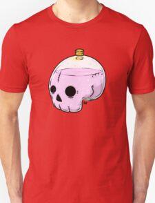 Bottle skull Unisex T-Shirt