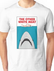 Jaws the other white meat Unisex T-Shirt