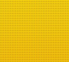 LEGO yellow by gungable