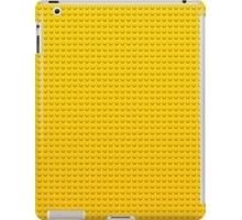 LEGO yellow iPad Case/Skin