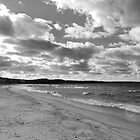 Glen Arbor Beach on Lake Michigan by North22Gallery