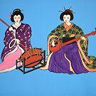 Geisha Serenade by Shulie1