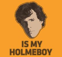 Cumberbatch IS MY HOLMEBOY! by Dope Prints