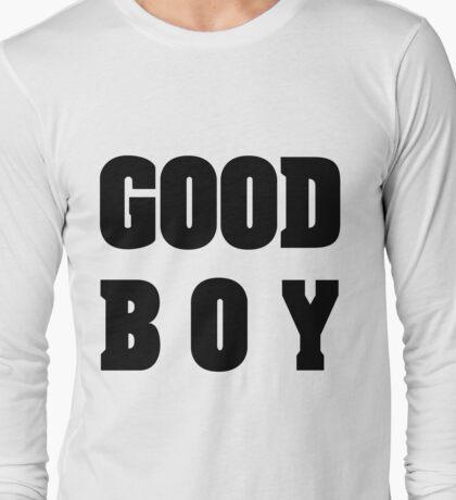 GOOD BOY (BIG BANG) - WHITE Long Sleeve T-Shirt