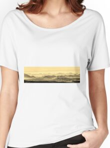 Golden Hills Of The Tonto Women's Relaxed Fit T-Shirt