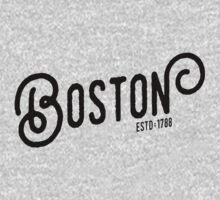Boston Massachusetts by USAswagg