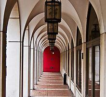 Red Door by eddiechui