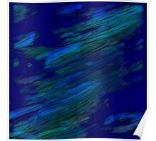 Nel blu dipinto di blu Poster