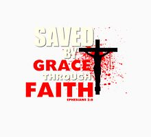 Saved by His Grace Unisex T-Shirt