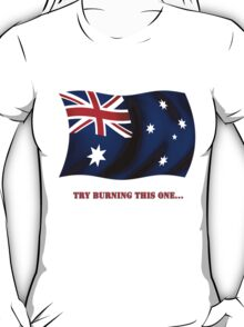 Try burning this one... T-Shirt