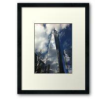 The New World Trade Center Framed Print