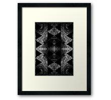 """""""Totems I"""" Framed Print"""