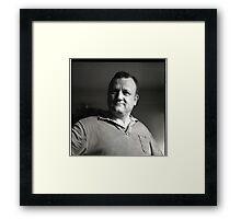 Me - on Film Framed Print