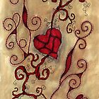 Heart Of The Creature by Sarah-L-Barker