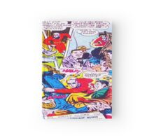 Comic cartoon Hardcover Journal
