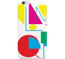 J to S Letters iPhone Case/Skin