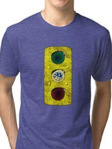 Blue Shell On My Six Tri-blend T-Shirt
